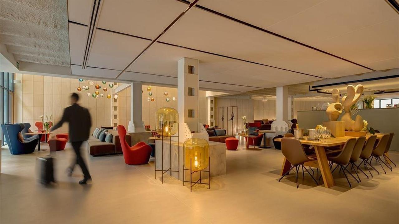 Hotel ohla example para eventos en Barcelona