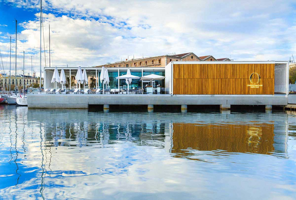 One Ocean Port Vell eventos en Barcelona